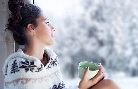 Prognozuojami šalčiai iki -15 laipsnių. 10 patarimų, kaip pasirūpinti sveikata