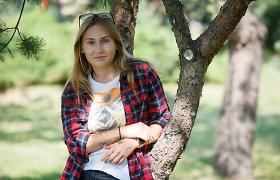 Kristina užaugo vaikų namuose, tačiau nepalūžo: siekia tapti tatuiruočių meistre