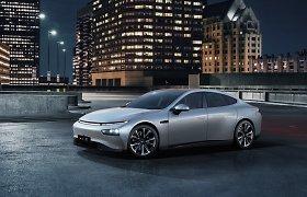 """Kinijos elektromobilių gamintoja """"XPeng"""" surengs 2 mlrd. JAV dolerių vertės IPO Honkonge"""