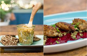 Valgykite daugiau žuvies: B.Nicholson pasidalino keliais paprastais receptais