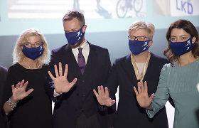 Politologai: konservatorių reitingai smuko dėl arogancijos ir ginčų su G.Nausėda