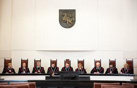 KT spręs, ar akademinės etikos kontrolierius gali įpareigoti atimti mokslinį laipsnį