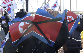 Pietų Korėja tiria interneto ryšio sutrikimus per Pjongčango olimpiados atidarymą