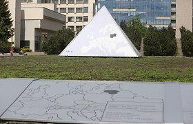 Buvęs fontanas prie Seimo bus kiek atnaujintas