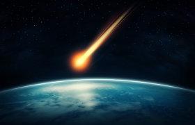 Įspūdinga naktis Vilniuje: skambučiai į BPC, diskusijos feisbuke – dangų ir miestą nušvietė meteoras?
