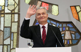 BNS spaudos konferencija rinkimų rezultatams aptarti