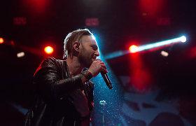 """Įspūdingas ir originalus antrojo """"Royce"""" albumo pristatymas Klaipėdoje: nuo roko iki jautrių baladžių"""