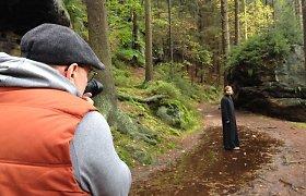 Lina Ever: Apie Kelionę su kunigu ir fotografu