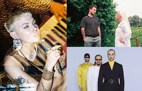 """Festivalis """"M.A.M.A. vasara"""" atskleidžia žvaigždžių pasirodymų eiliškumą"""