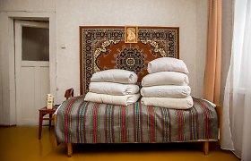 Gyvenimas ant rubežiaus (4). Dubo kaimo pagalvės