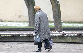 Senjorų piniginės papilnės: Seimas pritarė vienišų pensininkų išmokai