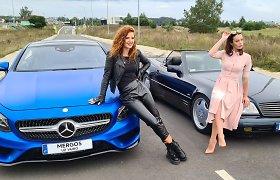 """Dalia Belickaitė – apie svajonių automobilius: niekada nemanė, kad sės prie """"Alfa Romeo"""" vairo"""
