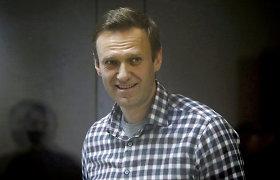 """Rinkimų dieną A.Navalno programėlė dingo iš """"Google"""" ir """"Apple"""" parduotuvių"""