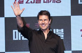 Didžiausias Tomo Cruise'o košmaras išsipildė: žvaigždė priversta izoliuotis