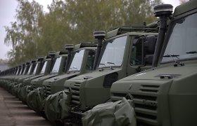 Gynybos resursų agentūroje įdiegta kokybės vadybos sistema