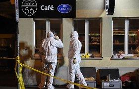 Bazelio kavinėje du albanus nušovę užpuolikai neturėjo teroristinių tikslų