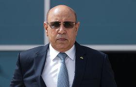 Mauritanijoje netikėtai atsistatydino premjeras ir vyriausybė