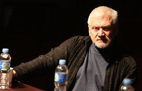 Jonas Vaitkus toliau sieks vadovauti rusų dramos teatrui