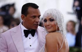Išspręsti problemų nepavyko: Jennifer Lopez ir Alexas Rodriguezas galutinai nutraukė sužadėtuves
