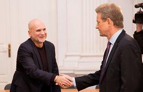 Prokuroras: susitarimas tarp R.Pakso ir G.Vainausko buvo, bet LAT sprendimą gerbiame