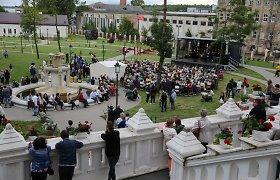 Priešpaskutinis šios vasaros festivalio koncertas – Chaimo Frenkelio viloje