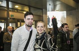 Rūta Ščiogolevaitė ir Rolandas Damijonaitis