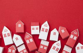 Nekilnojamojo turto rinkoje vėl suspindo optimizmas: butų parduodama vis daugiau
