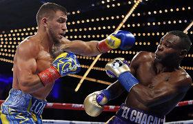 Olimpinių čempionų kova dėl titulo baigėsi liaupsėmis ukrainiečiui ir abejonėmis kubiečio sąžiningumu