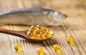Trys populiariausios priemonės imunitetui stiprinti – vitaminas C, D ir žuvų taukai