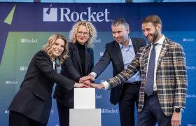 """Pasaulinės IT bendrovės """"Rocket Software"""" padalinys įsitvirtina Lietuvoje"""