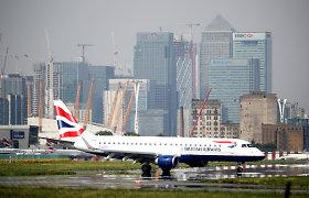 Europoje gali atsirasti dar viena pigių skrydžių bendrovė