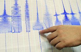 Prie Indonezijos krantų užfiksuotas 6,6 balo žemės drebėjimas