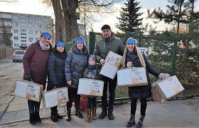 Tarptautinės miego dienos proga darželinukų tėveliams – 400 pagalvių dovanų