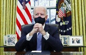 Dar vienas iššūkis Joe Bidenui – ką daryti su Europa?