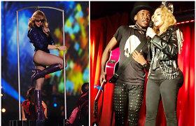 Pasikeitusios Madonnos kūno apimtys privertė spėlioti: popkaralienė pasididino sėdmenis?