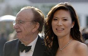 FTB buvo perspėjęs JAV prezidento žentą dėl buvusios R.Murdocho žmonos: ar ji – Kinijos šnipė?