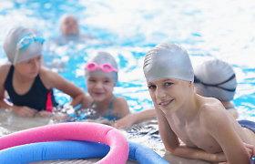 Vaikų atostogos: kuo naudingos dienos stovyklos?