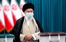 Irane suteikta malonė per 5 tūkst. kalinių