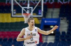 Katastrofa buvo arti: Lietuva išplėšė bilietą į Europos čempionatą