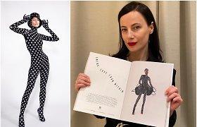 """Dizainerės A.Kuzmickaitės kūryba papuošė žurnalo """"Vogue Portugal"""" puslapius"""