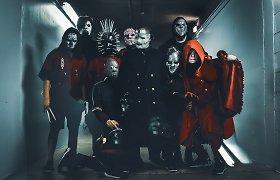 """Roko pionieriai """"Slipknot"""" atvyksta į Baltijos šalis: vasarą surengs vienintelį koncertą"""
