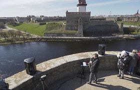 Rusijos pasieniečiai sulaikė Narvos upę perplaukusį Estijos pilietį