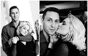 """Naujųjų metų išvakarėse susižadėjo aktorė Marija Chlebopaševaitė: """"Mus abu jungia iširusios santuokos"""""""