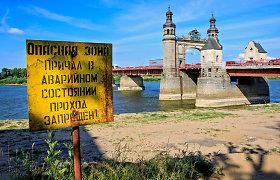 Sugriautame Karaliaučiaus krašte lietuviai dar rado vietų, kurių rusai nespėjo sugadinti