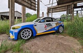 """""""Aurum 1006 km"""" lenktynėse """"PROflame by IRP"""" ekipa debiutuos su išskirtiniu BMW"""