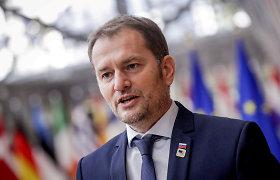 Slovakijos politinė krizė pagilėjo, vyriausybę palikus dar keliems ministrams