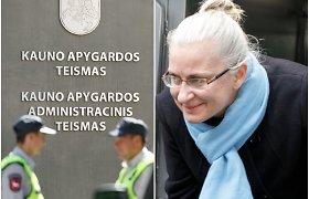 Suimti ar paleisti: buvę N.Venckienės kolegos Kauno teisme gali spręsti jos laisvės klausimą?
