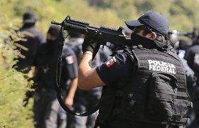 Meksikoje per su rinkimais susijusią ataką žuvo penki žmonės