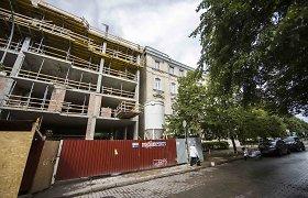 Vilniaus M.K.Čiurlionio gatvės gyventojai: prieš akis kyla naujas monstras