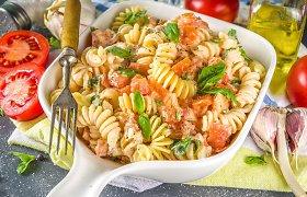 Lengviems pietums ar vakarienei – 15 pavasariškų makaronų su daržovėmis patiekalų